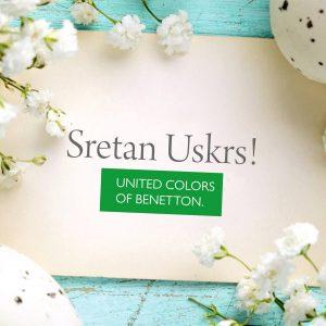 Benetton vam želi sretan Uskrs