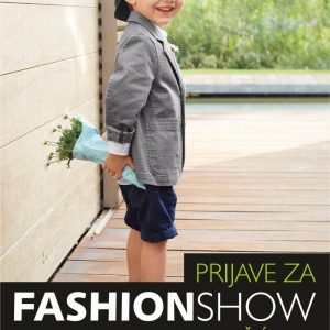 Fashion Show za djecu