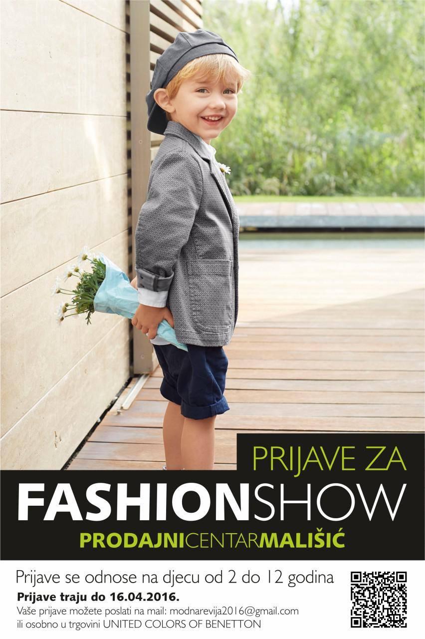 Fashion Show za djecu