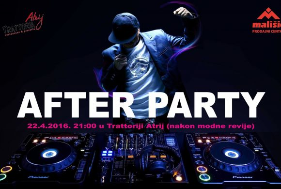 AFTER PARTY u Trattoria Atrij