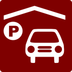 hotel-icon-has-indoor-parking-clip-art-redwhite-clip-art