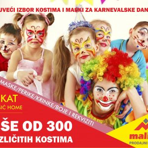Maskenbal program