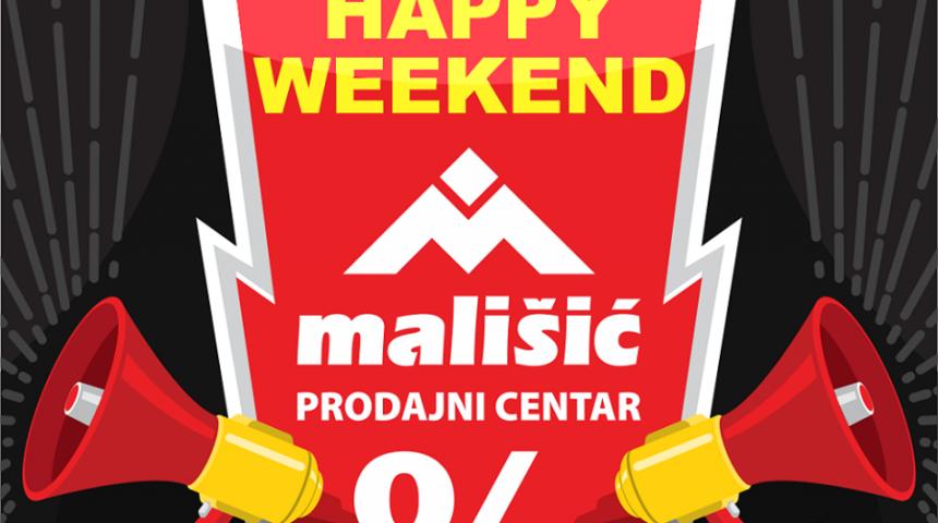 HAPPY WEEKEND U PC MALIŠIĆ MEĐUGORJE ➡ 06.i 07.03.2020.g