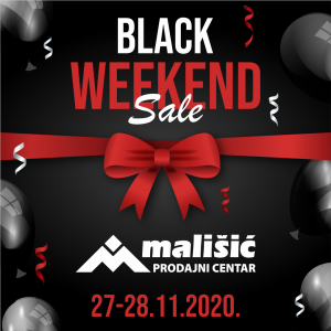 BLACK WEEKEND SALE