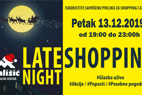LATE NIGHT SHOPPING PC Mališić